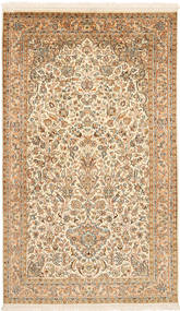 Kashmir pure silk carpet MSA311