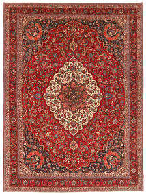 Bakhtiari Rug 304X406 Authentic  Oriental Handknotted Dark Red/Rust Red Large (Wool, Persia/Iran)