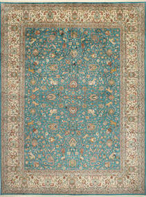 Kashmir pure silk pictorial carpet MSA8