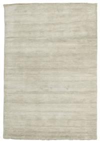Handloom fringes - Harmaa / Vaaleanvihreä-matto CVD13997