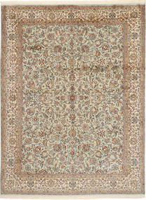 Kashmir pure silk carpet MSA132