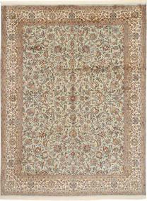 Kashmir pure silk carpet MSA132