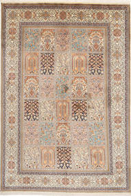 Kashmir äkta silke matta MSA133