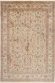 Kashmir pure silke tæppe MSA121