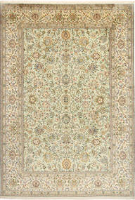 Kashmir pure silk carpet MSA53