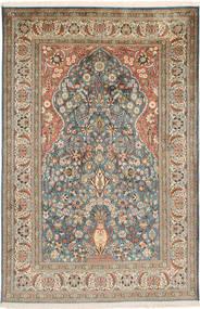 Kashmir ren silke teppe MSA221