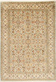 Kashmir ren silke teppe MSA99