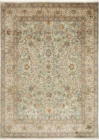 Kashmir ren silke teppe MSA56
