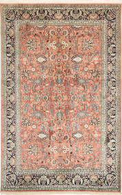 Kashmir äkta silke matta MSA253