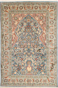Kaschmir Reine Seide Teppich MSA258