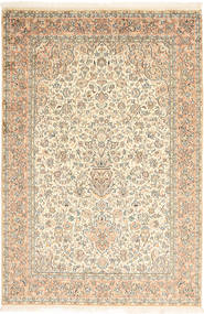 Kashmir pure silk carpet MSA274