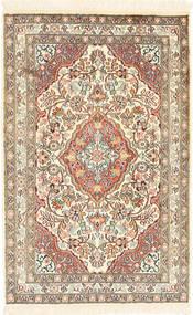 Kashmir 100% silkki-matto MSA525