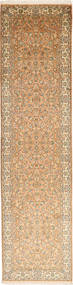 Kashmir äkta silke matta MSA157