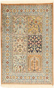 Kaschmir Reine Seide Teppich MSA526