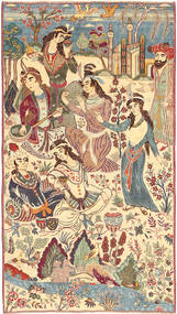 Kashmar Patina figurativ Teppich MRA395