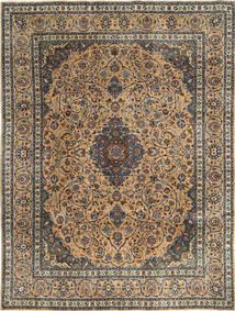 Kashmar Patina Matto 255X340 Itämainen Käsinsolmittu Vaaleanruskea/Tummanruskea Isot (Villa, Persia/Iran)