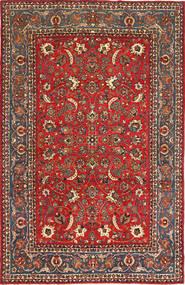 Najafabad Patina Koberec 245X375 Orientální Ručně Tkaný Hnědá/Červenožlutá (Vlna, Persie/Írán)
