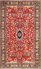 Najafabad Patina Figurativt/Billedligt Tæppe 188X320 Ægte Orientalsk Håndknyttet Rust/Brun (Uld, Persien/Iran)