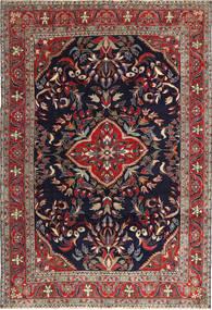 Hamadan Shahrbaf Patina Rug 222X323 Authentic  Oriental Handknotted Dark Purple/Brown (Wool, Persia/Iran)