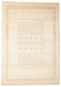 Gabbeh Loribaft Matto 198X280 Moderni Käsinsolmittu Beige/Keltainen (Villa, Intia)