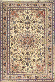Kashmar Patina Rug 187X277 Authentic  Oriental Handknotted Light Brown/Yellow (Wool, Persia/Iran)