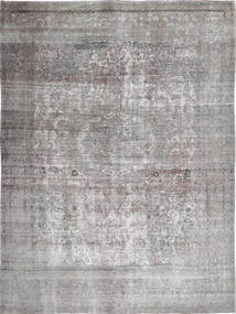 カラード ヴィンテージ 絨毯 291X390 モダン 手織り 薄い灰色 大きな (ウール, ペルシャ/イラン)
