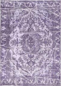 Colored Vintage Tappeto 242X340 Moderno Fatto A Mano Violet Clair/Porpora (Lana, Persia/Iran)