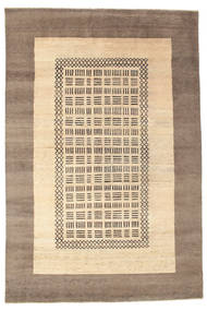 Gabbeh Loribaft Rug 171X250 Authentic  Modern Handknotted Light Brown/Beige (Wool, India)
