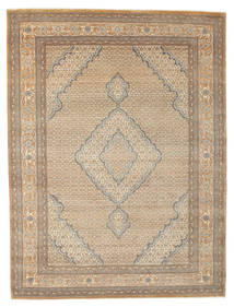 Gabbeh Loribaft Rug 175X240 Authentic  Modern Handknotted Light Brown (Wool, India)