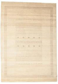 Gabbeh Loribaft Covor 197X280 Modern Lucrat Manual Bej/Bej Închis/Galben (Lână, India)