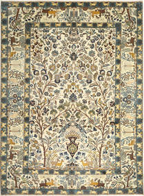 Tapis Yazd figural / pictural MRA1266