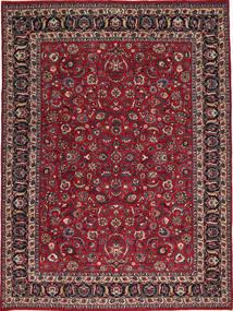Mašhad Patina Zaregistrováno: Golpur Drakhsh Koberec 250X335 Orientální Ručně Tkaný Tmavě Červená/Tmavě Zelený Velký (Vlna, Persie/Írán)