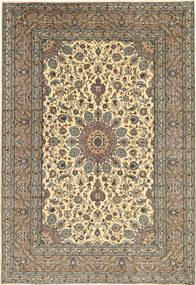 Kashmar Patina Koberec 207X300 Orientální Ručně Tkaný Světle Hnědá/Tmavošedý (Vlna, Persie/Írán)