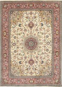 Tapis Tabriz 50 Raj avec de la soie MRA724