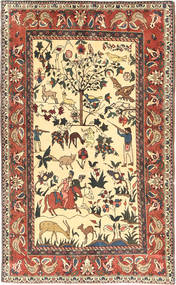 Tapis Bakhtiyar figural / pictural MRA61