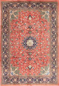 マハル 絨毯 215X317 オリエンタル 手織り 薄い灰色/オレンジ (ウール, ペルシャ/イラン)