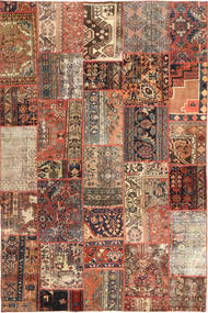 Patchwork carpet MRA533