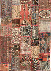 パッチワーク 絨毯 MRA505