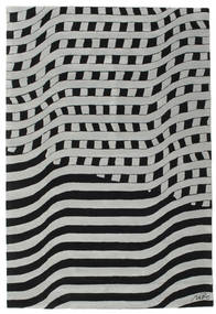 Passages Handtufted - Black / Grey carpet CVD14409