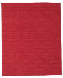 Kilim Loom - Sötétpiros szőnyeg CVD14648