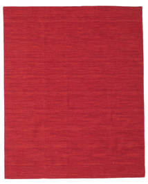 Tapis Kilim Loom - Rouge foncé CVD14648