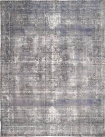 カラード ヴィンテージ 絨毯 293X383 モダン 手織り 薄い灰色/ピンク 大きな (ウール, ペルシャ/イラン)