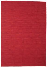Koberec Kelim Loom - Dark Red CVD14639