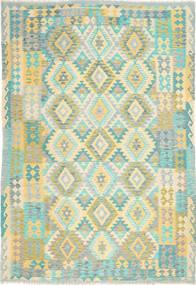 キリム アフガン オールド スタイル 絨毯 ABCS1062