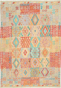 Kelim Afghan Old style Teppich ABCS1274