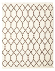 Renzo Rug 200X250 Authentic  Modern Handwoven Beige/Light Brown (Wool, India)