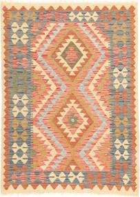 Kilim Afghan Old style carpet ABCS921