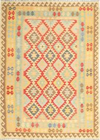 Kilim Afghan Old style carpet ABCS944
