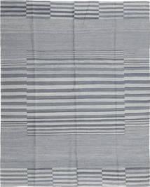 Kilim Modern Rug 177X218 Authentic  Modern Handwoven Light Grey/Dark Grey (Wool, Afghanistan)