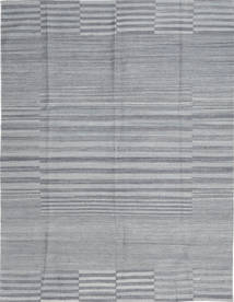 Kilim Modern Rug 179X227 Authentic  Modern Handwoven Light Grey (Wool, Afghanistan)